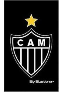 Toalha De Rosto Bouton Atlético Mineiro