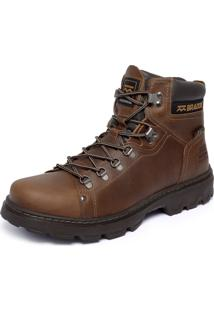 Bota Bradok Work Boot 2 Couro Marrom - Kanui