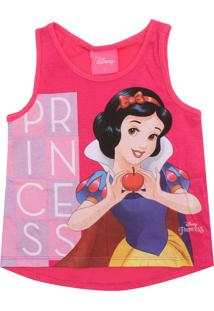 Camiseta Kamylus Menina Personagens Rosa