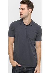 e4a9e91119bfc Camisa Polo Rainha Confort Ii Masculina - Masculino-Preto