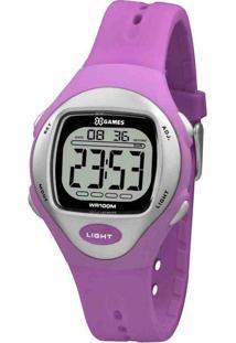 Relógio X Games Feminino Ref: Xlppd043 Bxux Esportivo Digital