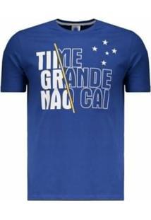 Camiseta Cruzeiro Big Masculina - Masculino 53b76c89e7510
