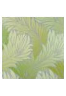 Papel De Parede Adesivo Decoração 53X10Cm Verde -W17319