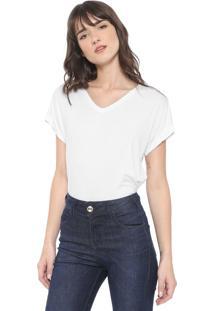Camiseta Triton Lisa Branca