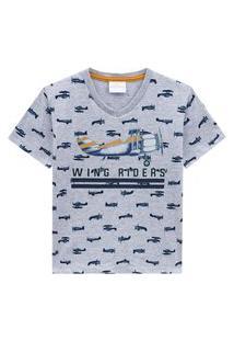 Pijama Infantil Menino Milon Mescla