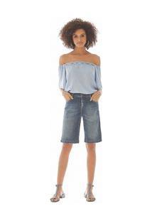 Bermuda Slim Essential Jeans 38