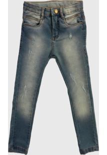 Calça Jeans Mabu Denim Skinny