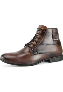 Bota Social Casual Collection Modern La Faire Café