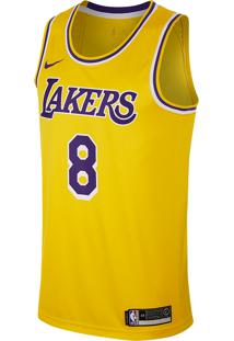 Regata Nike Kobe Bryant Icon Edition Swingman (Los Angeles Lakers) ...