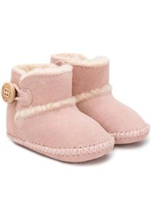 Ugg Australia Kids Lemmy Ii Lined Boots - Rosa