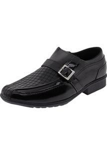 Sapato Infantil Masculino Kepy - 1305 Verniz/Preto 01 21
