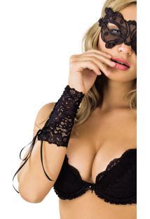Bracelete Cabaret Demillus 70654 Preto