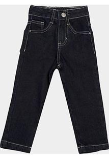 Calça Jeans Infantil Malwee Básica Masculina - Masculino