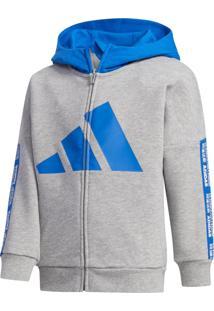 Jaqueta Adidas Lb Ur Ft Kn Hd2 Cinza - Kanui