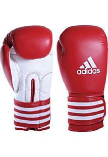 d00d4a81c Luva Boxe Adidas Training Glove Diagonal Vermelha