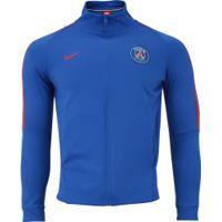 1b589fbb38 Centauro. Jaqueta Psg Sportswear Authentic Nike - Masculina - Azul Vermelho