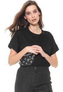 Camiseta Colcci Lisa Preta