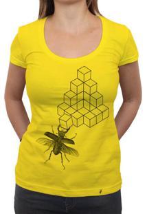 Estampa 1 - Camiseta Clássica Feminina