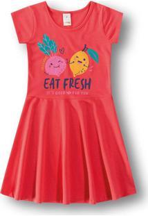 Vestido Marisol Play - 11207278I Vermelho