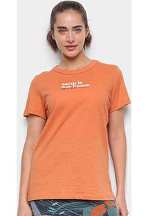 Camiseta Colcci Earth Feminina - Feminino
