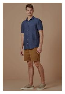 Short Casual Pier Camelo
