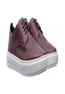 Sapato Masculino Yuri Reserva Mogno 54827