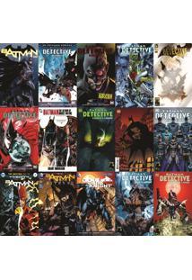 Papel De Parede Adesivo Revistas Batman (0,58M X 2,50M)