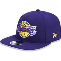Amazon. Bone 950 Original Fit Los Angeles Lakers Nba Aba Reta Snapback Roxo  New Era 577dc5bea5b
