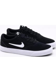Tênis Nike Sb Charge Suede Preto Masculino