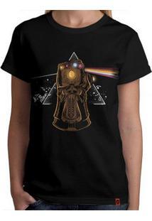 Camiseta Dark Side Of Thanos
