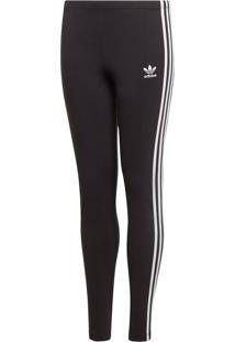 Calça Adidas 3 Stripe Originals Preto - Tricae
