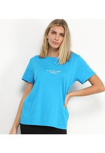 Camiseta Colcci Always Look Ahead Feminina - Feminino