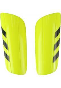 Caneleira De Futebol Adidas Ghost Lesto 17 - Adulto - Amarelo