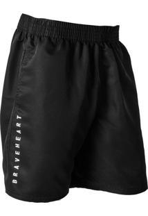 Shorts Rudel Fitness 2 Braveheart Preto