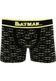 0f20fd664 Cueca Lupo Urban Boxer Batman Preta