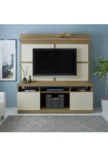 Home Para Tv Até 65 Polegadas Artely Mozart Com 2 Prateleiras