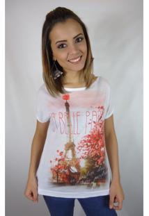 Camiseta Eliti La Belle Paris