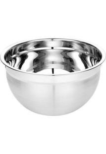 Tigela Mixing Bowl Inox Escovado 28 Cm - Tigela Mixing Bowl Inox 28Cm