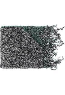Marni Cachecol Com Padronagem - Verde