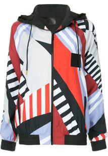 P.E Nation Maracana Signature Jacket - Estampado