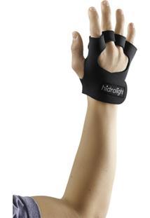 Luva De Neoprene Sem Polegar P/ Musculação G - Hidrolight - Unissex