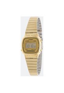 Relógio Feminino Casio Vintage La670Wga 9Df Digital | Casio | U