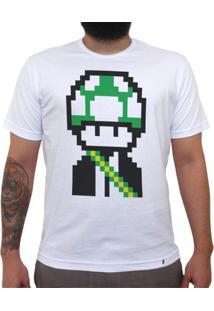 1Up Presidente - Camiseta Clássica Masculina