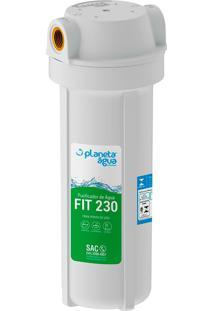 Purificador De Água Fit 230 Para Ponto De Uso 3/4 2013 Branco Planeta Água