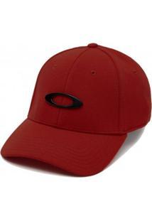 d5fe590d904b7 Boné Oakley Tincan Cap - Masculino-Bordô