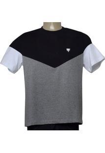 ac38c991c Camiseta Masc Cavalera Clothing 01.01.9700 Preto