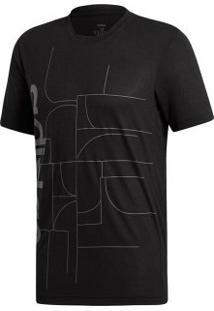 Camiseta Adidas Mo Graph Tee Masculina