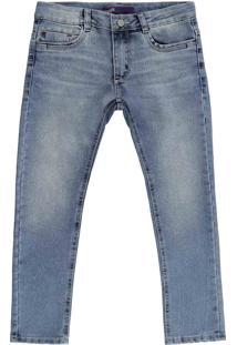 Calça Masculina Skinny Crawling Jeans