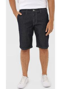 Bermuda Jeans Colcci Reta Noah Azul - Kanui