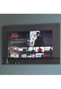 Painel Para Tv Até 55 Polegadas Dakota Preto - Art In Móveis